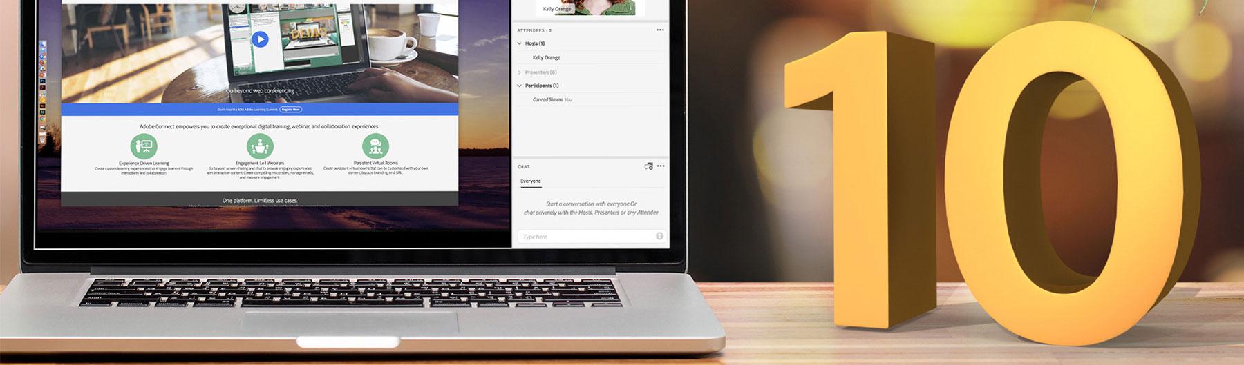 Adobe Connect 10 – Mit HTML Client und vielem mehr